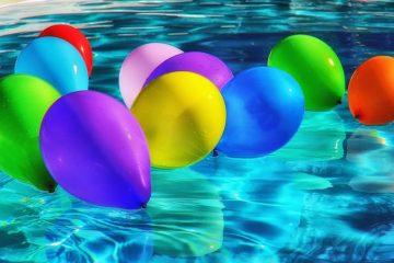 Festlige balloner til enhver lejlighed
