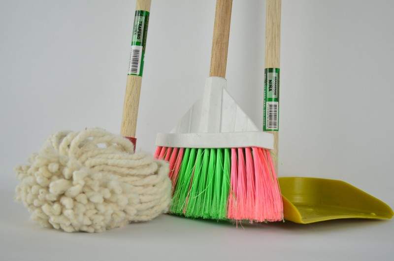 Find din rengøringshjælp på Rengoringsfirma.dk