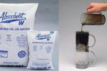 Miljørigtig opsamling af oliespild med Oliesug.nu